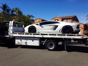 Пътна помощ-Big за ниски и спортни коли