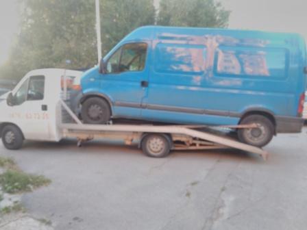 Транспорт на бус в София