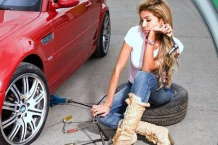 как да монтираме гума
