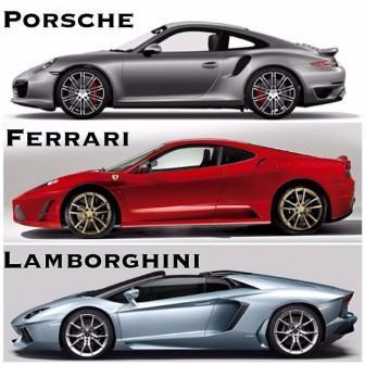 Италия-Германия-автомобил